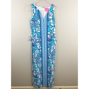 Lilly Pulitzer • Donna Maxi Romper Dress